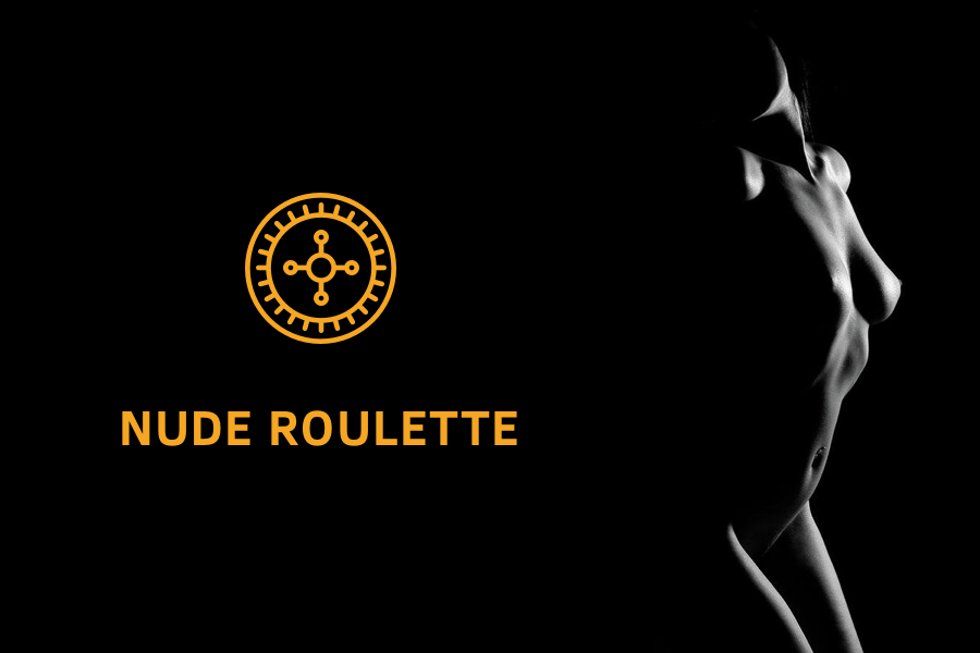 Nude roulette game