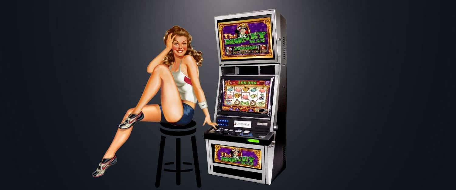 X rated Slots MAchines