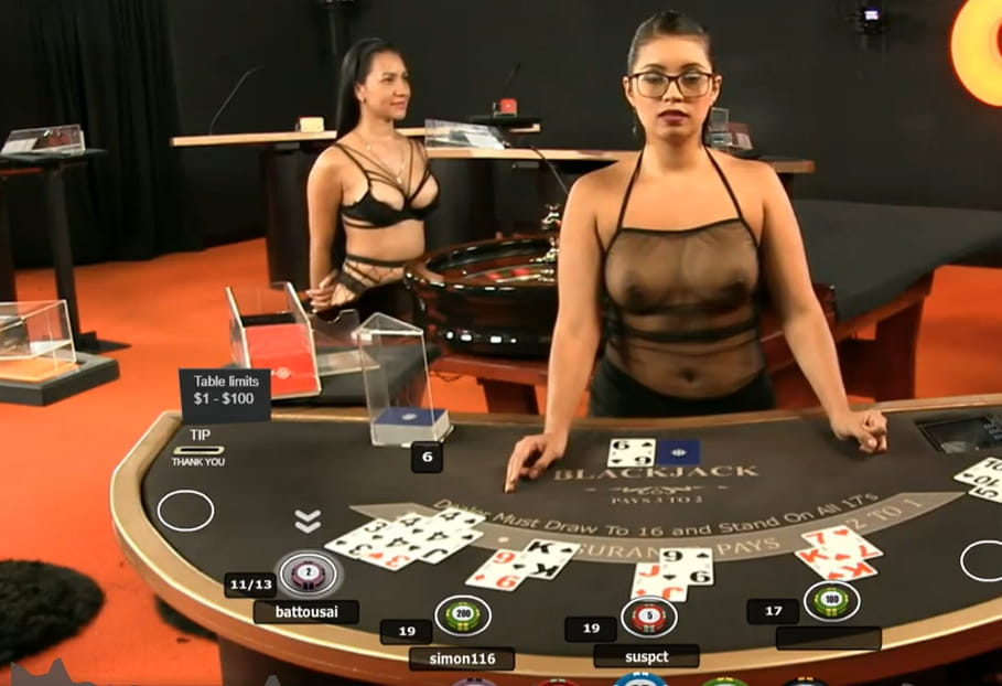What To Look For in a Top Topless Online Casino?